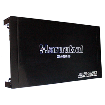 ALPHARD Hannibal HL-1000.1D