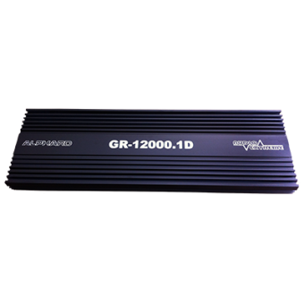 ALPHARD Audio Extreme GR-12000.1D
