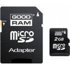 Good Ram MicroSD 2 Gb (SD adapter )