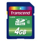 Transcend SD 4Gb TS4GSDHC4