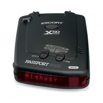 Escort Passport 8500 X50 intl Red