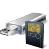 FM-плейеры, карты памяти, USB-флешки